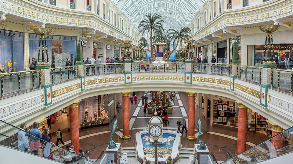 The Trafford Centre could be snapped up by rival operators if Intu falls into administration
