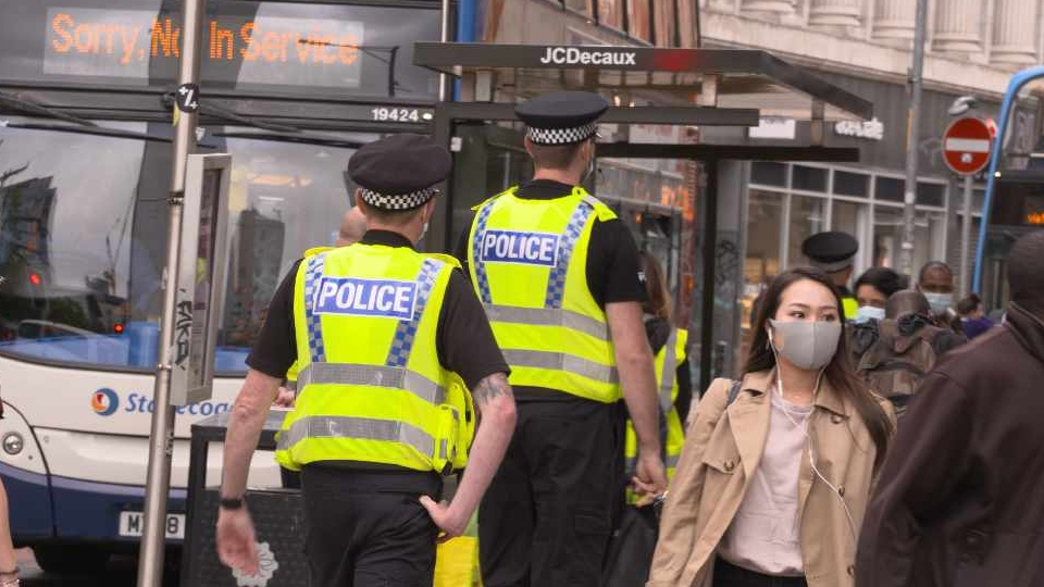 It has been mandatory to wear a face covering on public transport since June 15