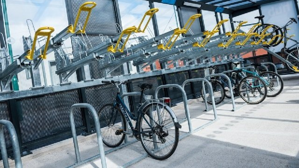 Are you ready to commute to work on your bicycle?