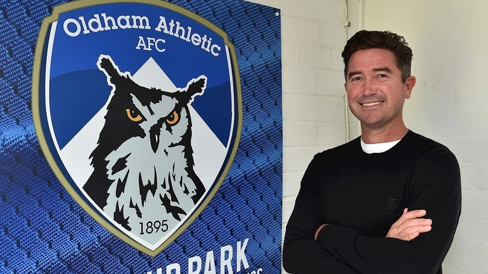 Yesterday was a busy one for new Latics boss Harry Kewell