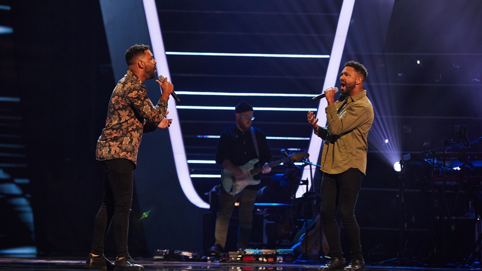 Jahz and Darius Duncan will be featured again tomorrow night (Saturday) on The Voice UK