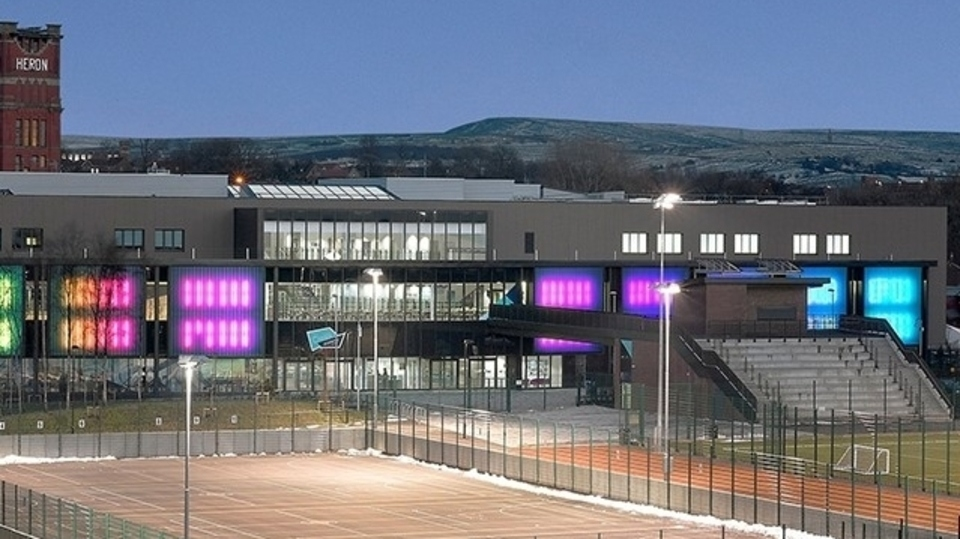The Oasis Academy Oldham site