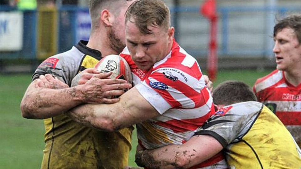 'Langers' smashes all-time Oldham try record