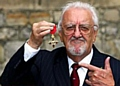 Bernard Cribbins - project to encourage young people to get to know their elders