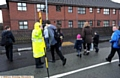 Lollipop ladies and men, school crossing patrols to be affected by cutbacks.