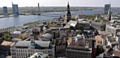 BALTIC BEAUTY: Latvia could be one destination for Athletic in the build-up to next season. Picture: BBC