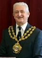 COUNCILLOR John Hudson: new mayor