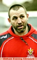Scott Naylor: the Oldham RL coach is expected to make minor changes for Sunday�s home clash.