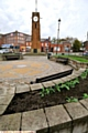 Failsworth Pole and gardens.