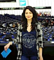 ENGAGE with us . . . Mariam at Strasbourg