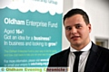 BUSINESS growth . . . Northplanet�s Danny Mills praises the Oldham Enterprise Fund for helping the firm to expand