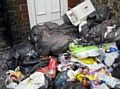 Fly tipping can land you with a hefty fine