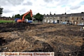 LAND behind the former Mathias Pilling sheltered housing site in Shaw has been cleared ready for development.