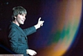 HELLO OLDHAM: Professor Brian Cox at the QE Hall, Oldham.