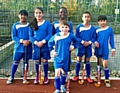 The Year 6 hockey team from Broadfield Primary School recently won the Oldham.