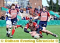 Nick Hackman Try