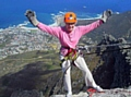 Pamela Henthorn at Table Mountain