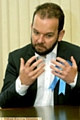 Oldham West and Royton Conservative candidate James Daly