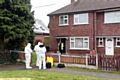 SHOCKING discovery... The bodies of two pensioners were found at the house in Ogden Road