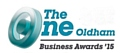 31 finalists on stage at the One Oldham Business Awards on Friday.