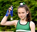 Ayla Hewitt - medal-worthy performance