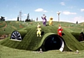 THE Teletubbies house on the show