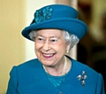 THE QUEEN last week: does any Oldham woman share her birthday?