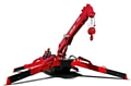 GREAT bit of kit . . . the spider crane will be used on the island of Reunion