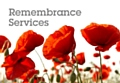 Services were due to be held on Sunday 8th November.