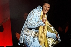 Chris Connor's World Famous Elvis Show is heading to Oldham in December