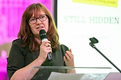 Marie Graham, Programme Manager at Greater Manchester Talent Match