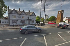 The victims were drinking in the Royal Oak Hotel on Oldham Road, Failsworth.