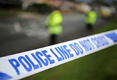 Police were called to reports that a grey Vauxhall Insignia had collided with a bicycle on Oldham Road close to the junction with Hollinwood Avenue