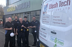 Washtech Ltd buy the first Mahdlo baubles