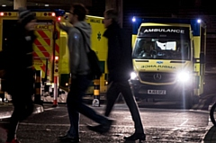 NWAS is asking people to share the message that the 1,249 acts of violence and aggression against ambulance staff in the north west last year are unacceptable