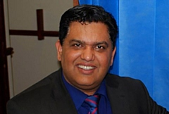 Councillor Zahid Chauhan, Cabinet Member for Health and Social Care