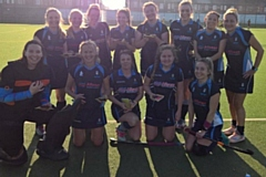 Oldham�s second team lost 5-1 at Manchester University Ladies