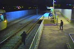 Three teenagers have been caged following the shocking assault at Freehold tram stop in March