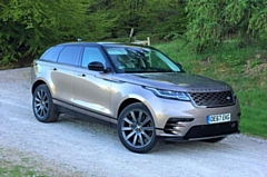 The Range Rover Velar HSE R-Dynamic D240