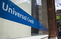 Universal Credit losses can be more than �300 a month for working disabled people