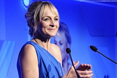 Louise Minchin will host the Business Awards ceremony in April
