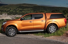 The all-new Nissan Navara NP300