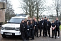 Hopwood Hall students welcomed a visit from firearms officers