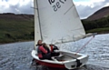 Try out sailing and yachting at Dovestones Reservoir
