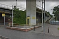 The Freehold Metrolink stop.