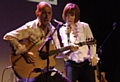 Kiki Dee and Carmelo Luggeri in full flow