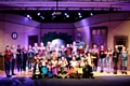 Newman College's full 'Little Shop of Horrors' cast