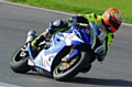 Ash Beech in action at Brands Hatch