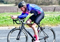 David Bentley produced a great ride in the Leigh Premier RC 10m time-trial