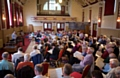 Oldham Choral Society rehearsals take place at Chadderton Town Hall